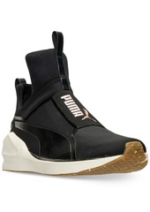 Puma Women's Fierce Velvet Rope Casual Athletic Sneakers from Finish Line