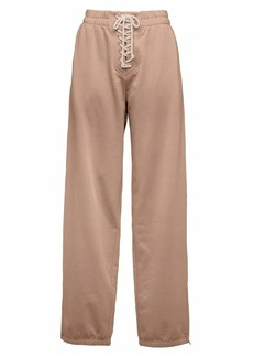 PUMA Women's Fenty Front Lacing Sweatpant  XL