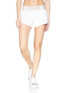 PUMA Women's Fusion Shorts White M