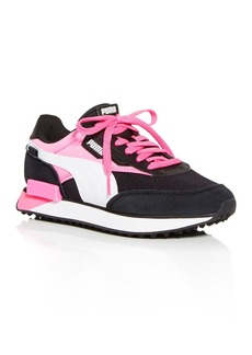 PUMA Women's Future Rider Neo Pop Low Top Sneakers
