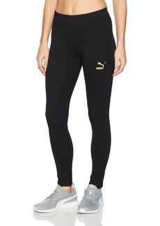 PUMA Women's Glam Leggings  M