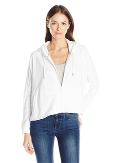 PUMA Women's Heart T7 Track Jacket White L