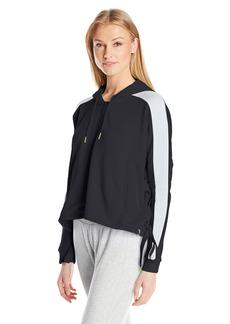 PUMA Women's Heart T7 Track Jacket Black M