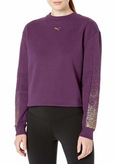 PUMA Women's Holiday Pack Sweatshirt  M