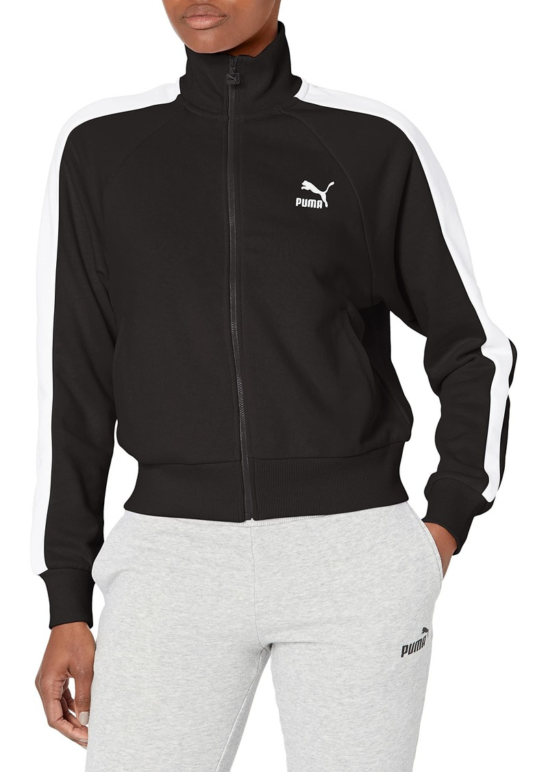 PUMA womens Iconic T7 Track Jacket   US
