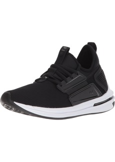 PUMA Women's Ignite Limitless SR WNS Sneaker Black  M US