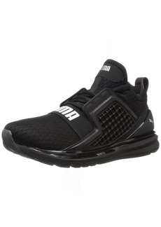 PUMA Women's Ignite Limitless WN's Cross-Trainer Shoe Black