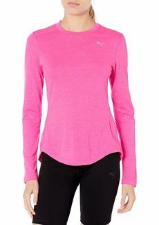 PUMA Women's Ignite Long Sleeve T-Shirt  XL