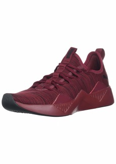 PUMA Women's Incite Sneaker Pomegranate Black  M US