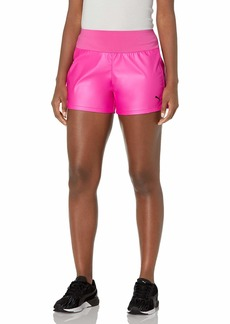 "PUMA Women's Knit 4"" Training Shorts  XL"