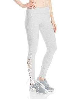 PUMA Women's Lace up Leggings  L