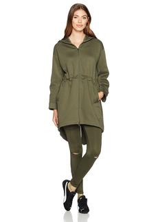 PUMA Women's Lacing Midlayer Jacket  S