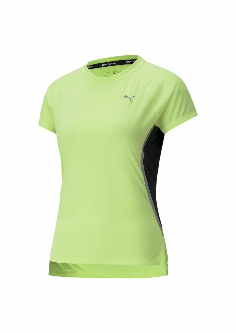 PUMA Women's Laser Cat Running T-Shirt  S