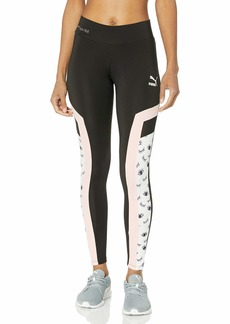PUMA Women's X Maybelline Leggings Black M
