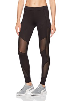 PUMA Women's Leggings Velvet Rope Black M