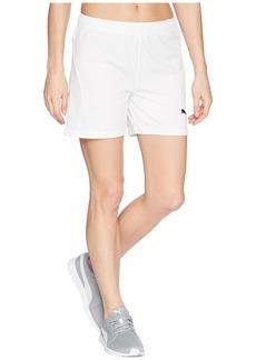 PUMA Women's Liga Shorts Whitepuma White