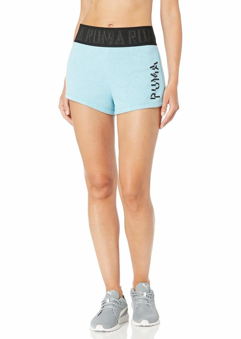"PUMA Women's Logo 3"" Shorts"