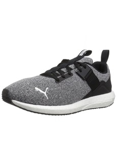 PUMA Women's Mega NRGY Street Wn Sneaker Black White