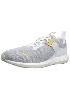 PUMA Women's Mega NRGY Street Wn Sneaker White Team Gold  M US
