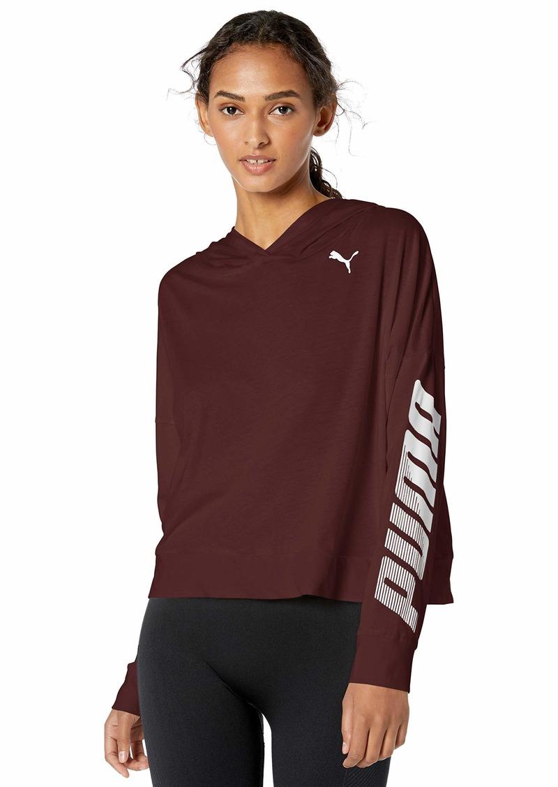PUMA Women's Modern Sport Cover UP Shirt  S
