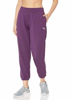 PUMA Women's Modern Sport Track Pants  S