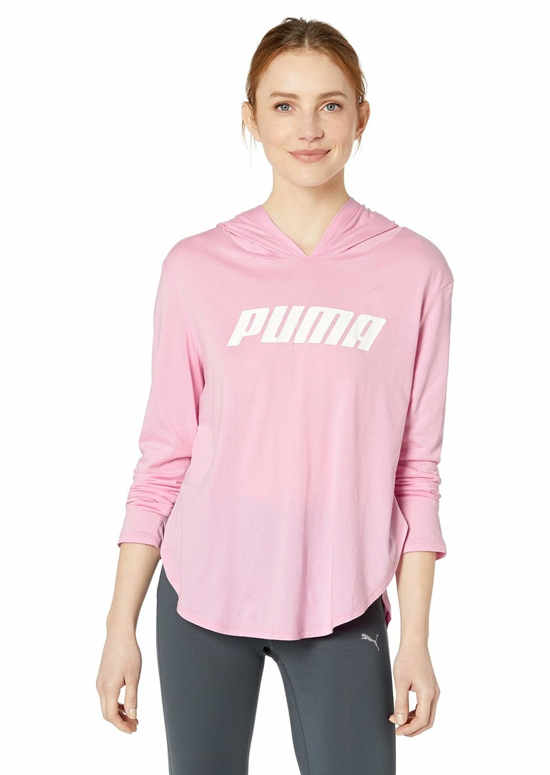 PUMA Women's Modern Sports Light Cover UP Shirt  S