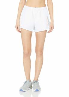 PUMA Women's Modern Sports Shorts White L