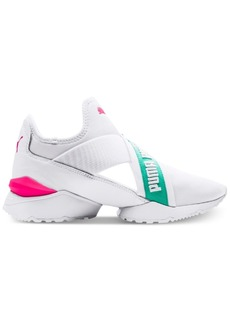 Puma Women's Muse Eos Street Casual Athletic Sneakers from Finish Line