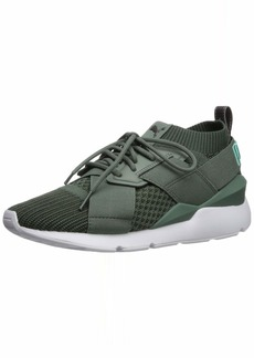 PUMA Women's Muse Evoknit Sneaker Laurel Wreath  M US
