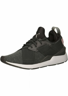 PUMA Women's Muse Sneaker Iron gate