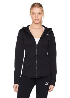 PUMA Women's Nocturnal Winter Jacket Black L