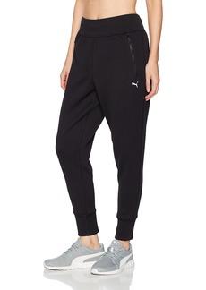 PUMA Women's Nocturnal Winterized Pants Black L