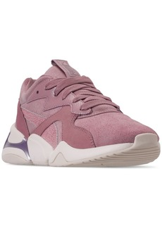 Puma Women's Nova Pastel Grunge Casual Sneakers from Finish Line