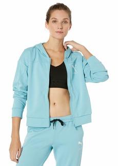 PUMA Women's NU-TILITY Full Zip Hoodie