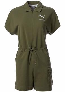 PUMA Women's NU-TILITY Jumpsuit  M
