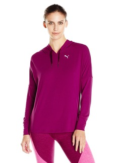 PUMA Women's Open Back Hoody