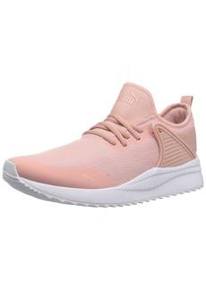 PUMA Women's Pacer Next Cage WNS Sneaker peach beige-peach beige   M US