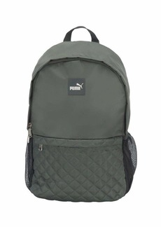 PUMA Women's Patch Quilted Backpack