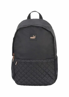 PUMA Women's Lux Quilted Backpack