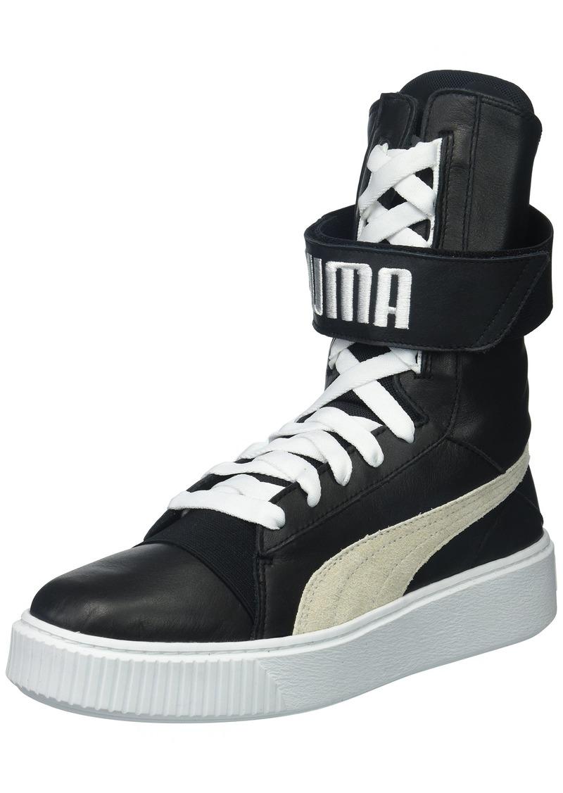 02b4fa9142b SALE! Puma PUMA Women s Platform Boot Wn Black White