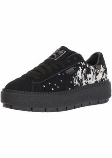PUMA Women's Platform Trace WN's Sneaker   M US
