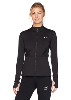 PUMA Women's Powerlux Jacket Black L