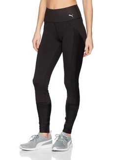 PUMA Women's Powerlux Tight Leggings Black L