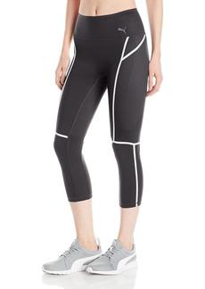 PUMA Women's Powershape 3/4 Legging Black S