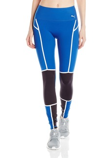 PUMA Women's Powershape Leggings True Blue Black M