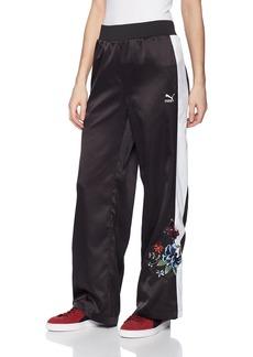 PUMA Women's Premium Archive T7 Pant Black L