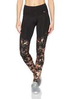 PUMA Women's Premium Tight Leggings Black XL
