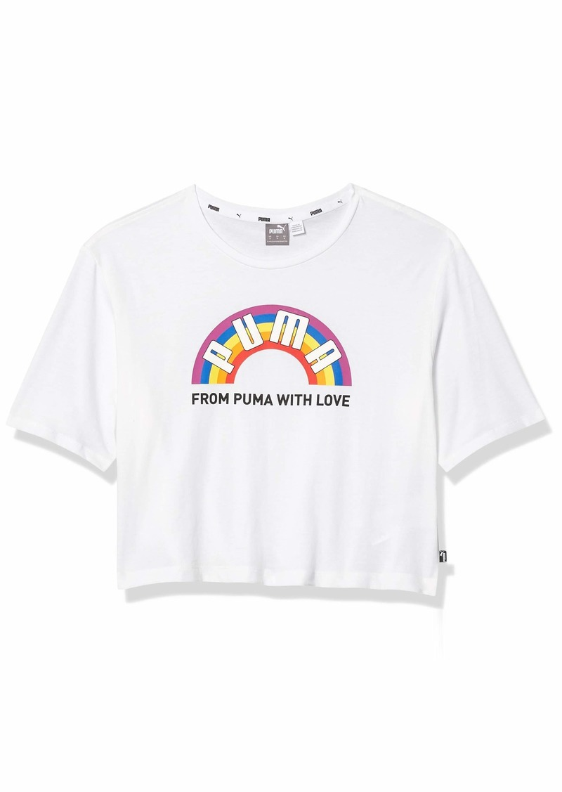 Puma Pride Graphic TEE