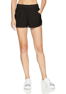 PUMA Women's Punch Shorts Black M
