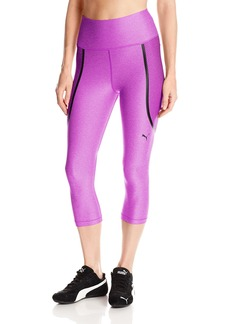 Puma Women's Pwrshape Knee Capri Pants  Large